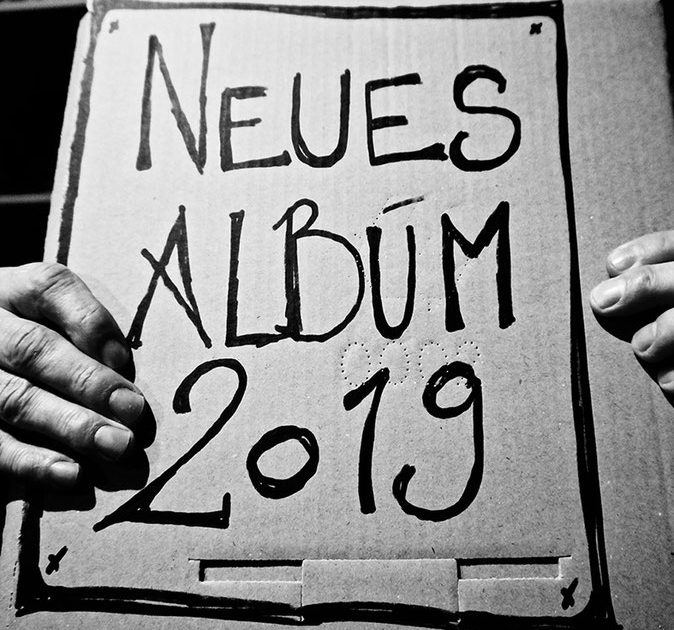Bitume - Neues Album 2019
